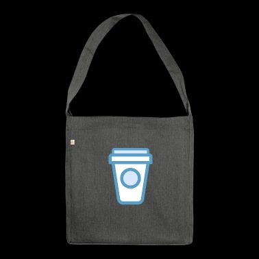 Transport 'Cup - Shoulder Bag made from recycled material