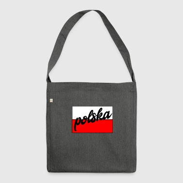 polska - Shoulder Bag made from recycled material