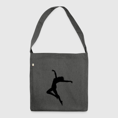 dancer - Shoulder Bag made from recycled material
