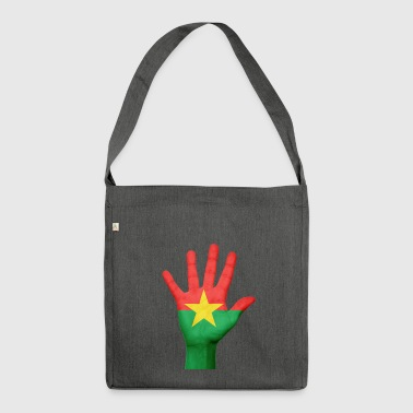 burkina faso 673828 1920 - Schultertasche aus Recycling-Material