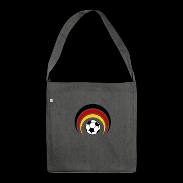 circle - Shoulder Bag made from recycled material