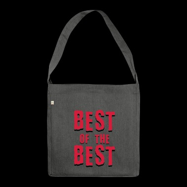 Best of the best - Schultertasche aus Recycling-Material