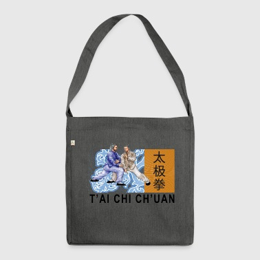 T'ai Chi Ch'uan Tai Chi Taiji - Shoulder Bag made from recycled material
