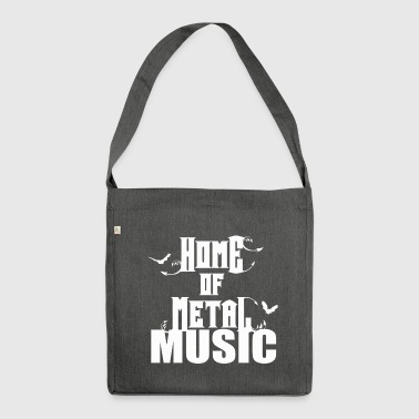 Metal Music - Rock Passion - Shoulder Bag made from recycled material