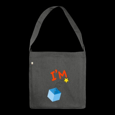 I'm a surprise - Shoulder Bag made from recycled material