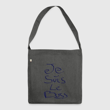 Chef - Schultertasche aus Recycling-Material