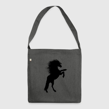 Foal, horse, stallion, mare - Shoulder Bag made from recycled material