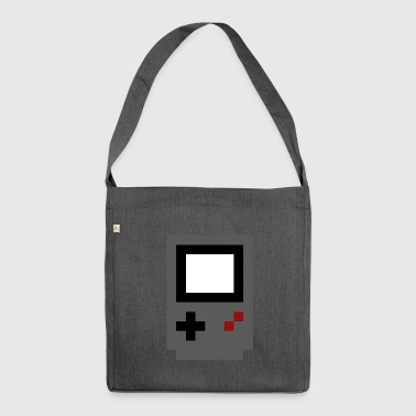 Classic console - Shoulder Bag made from recycled material
