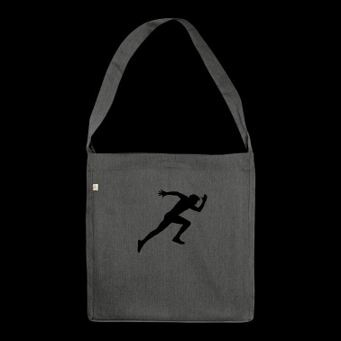 Sprint Star - Shoulder Bag made from recycled material