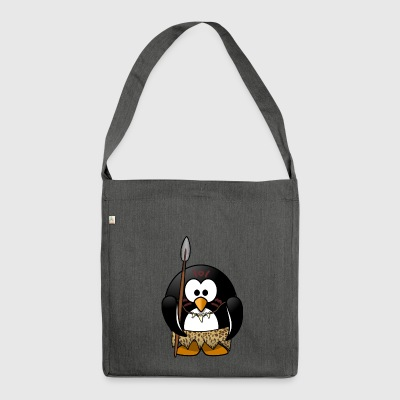 Penguin Native - Skuldertaske af recycling-material