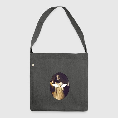 WITH EYES WIDE SHUT - Borsa in materiale riciclato