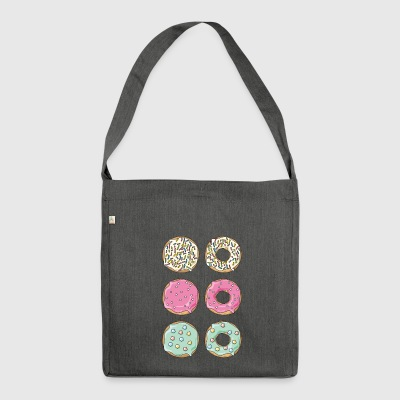 donuts - Shoulder Bag made from recycled material