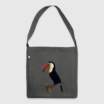 Toucan Toucans Birds Birds Animal Dyr - Skuldertaske af recycling-material