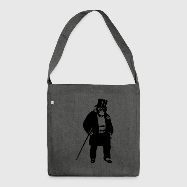 monkey Swagg - Shoulder Bag made from recycled material