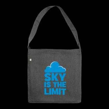 Sky is the limit - Shoulder Bag made from recycled material