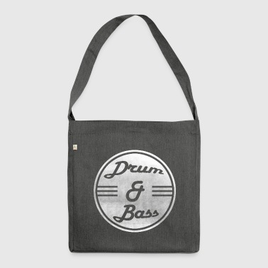 Drum & Bass - Shoulder Bag made from recycled material