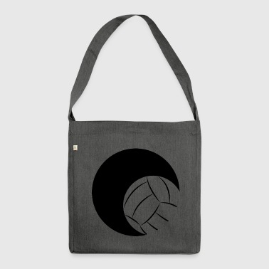 Ball volley ball - Shoulder Bag made from recycled material
