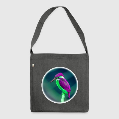 flashy Bird - Shoulder Bag made from recycled material