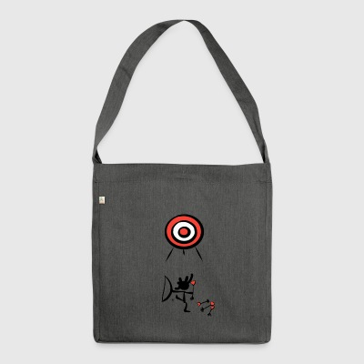 Archer chorus - Shoulder Bag made from recycled material