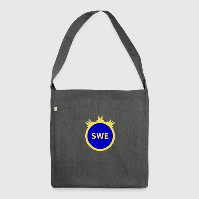 Goldring - Schultertasche aus Recycling-Material