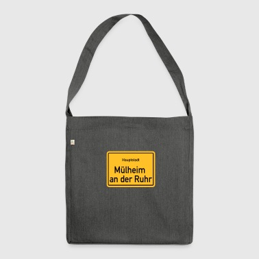 Capital M lheim an der Ruhr - Shoulder Bag made from recycled material