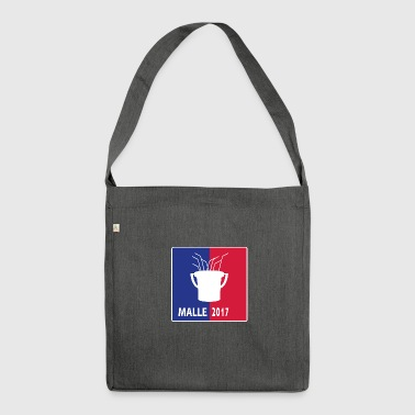 MALLE NBA - Shoulder Bag made from recycled material
