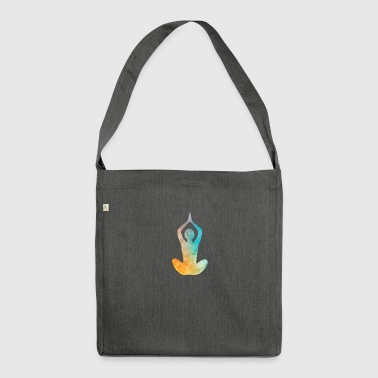Yoga Bay - Schultertasche aus Recycling-Material