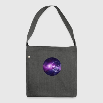 Galaxy Circle - Shoulder Bag made from recycled material