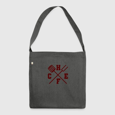 Cuoco / chef: Chef - Borsa in materiale riciclato