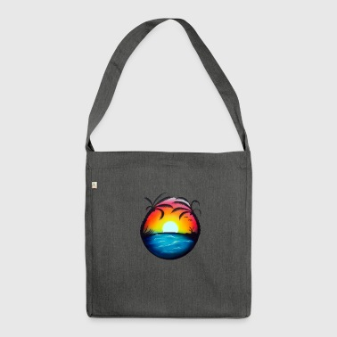 Beach - Shoulder Bag made from recycled material