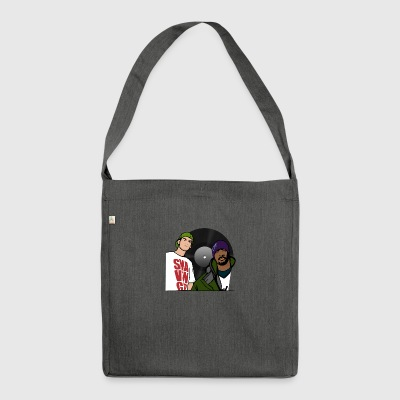 Swag Rap Hip Hop Cool Hipster - Shoulder Bag made from recycled material