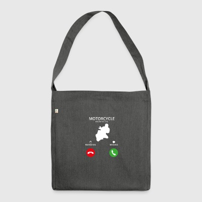 Call Mobile Phone - Shoulder Bag made from recycled material