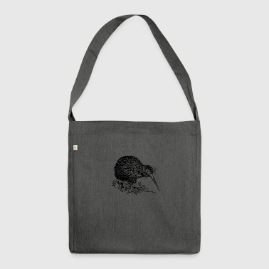 kiwi - Shoulder Bag made from recycled material