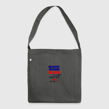 Infantry officers - Shoulder Bag made from recycled material