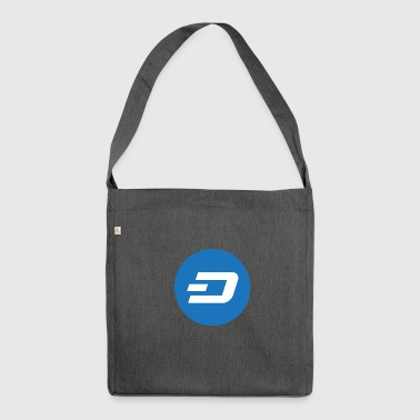 Dash Logo 2 - Shoulder Bag made from recycled material