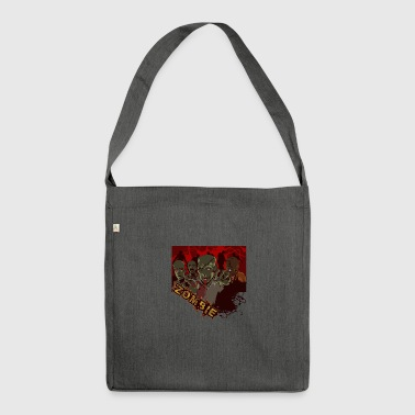 Zombies - Shoulder Bag made from recycled material