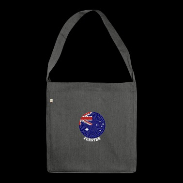Forster - Schultertasche aus Recycling-Material