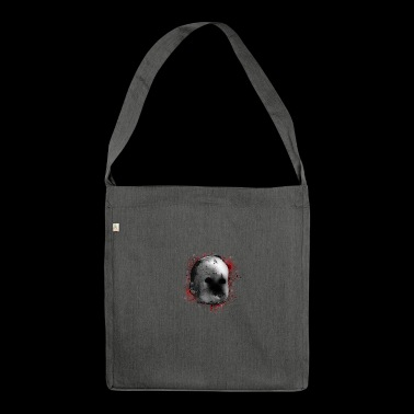 Horror baby - Shoulder Bag made from recycled material