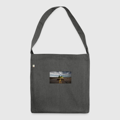 DSI - Shoulder Bag made from recycled material