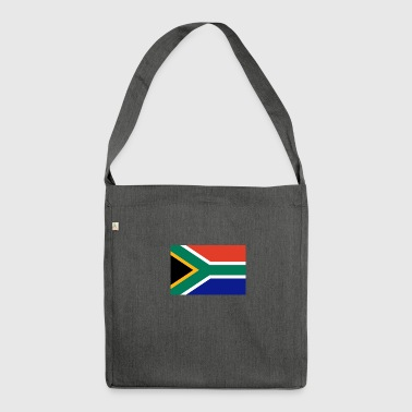 Sud Africa Flag - Borsa in materiale riciclato