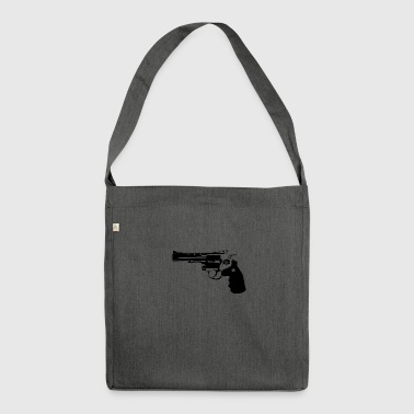 Revolver - Schultertasche aus Recycling-Material