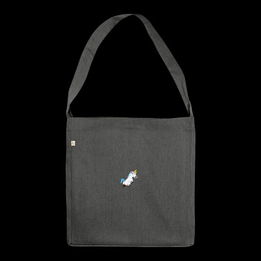 Unicorn Poop - Shoulder Bag made from recycled material