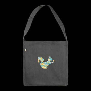 squirrel - Shoulder Bag made from recycled material