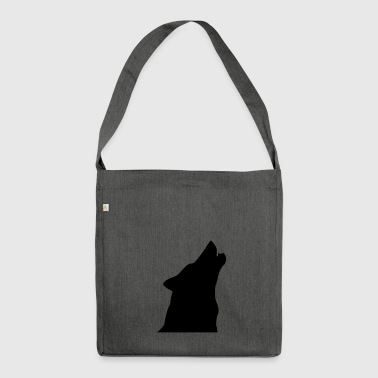blackwolf - Borsa in materiale riciclato