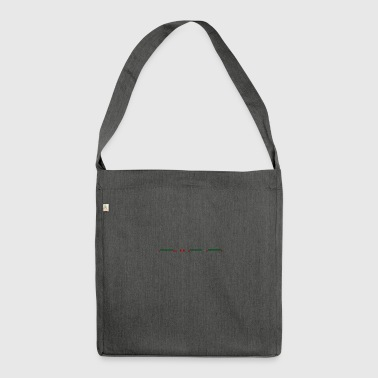 liar - Shoulder Bag made from recycled material
