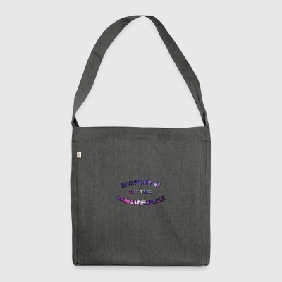 MASTER OF THE UNIVERSE - Schultertasche aus Recycling-Material