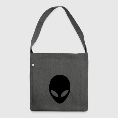 Alien 1 - Shoulder Bag made from recycled material