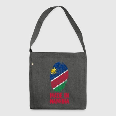 Made In Namibia - Schultertasche aus Recycling-Material