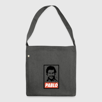 Pablo Escobar Obey - Narcos - Shoulder Bag made from recycled material