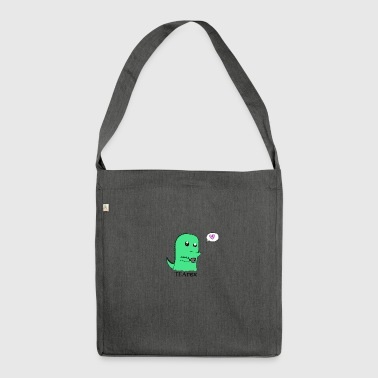 Trex - Dino - Schultertasche aus Recycling-Material